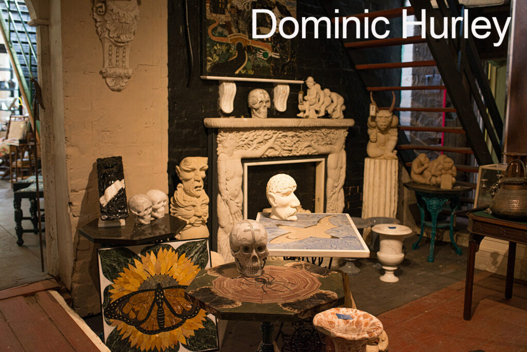 Dominic Hurley