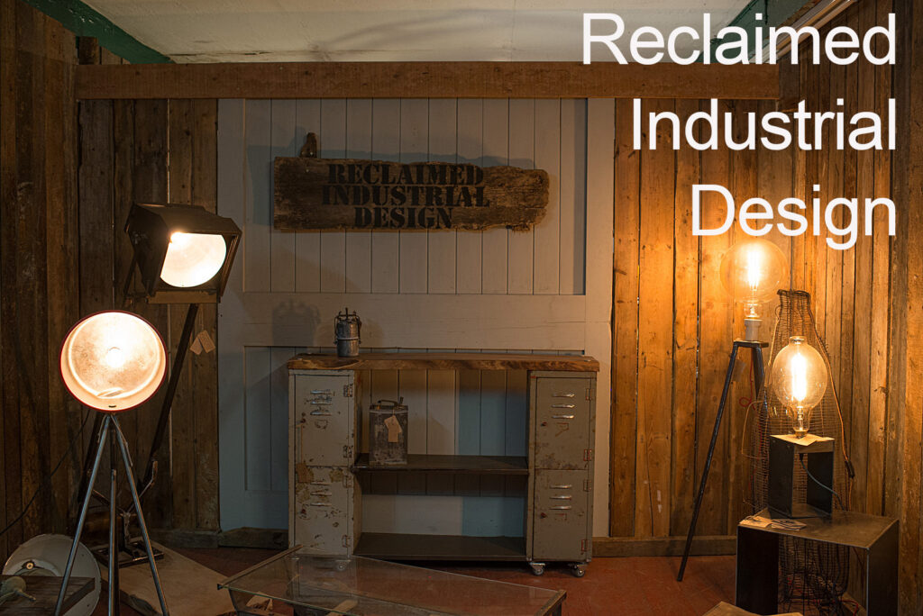 Reclaimed Industrial Design