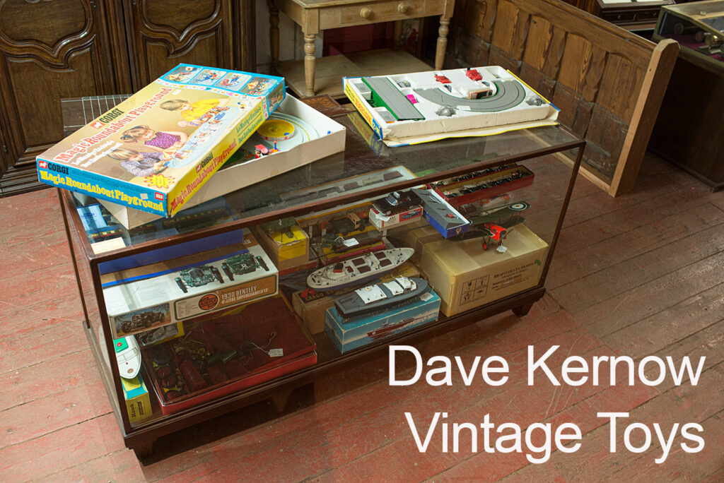 Dave Kernow Vintage Toys