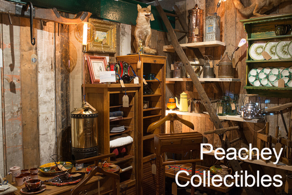Peachey Collectibles